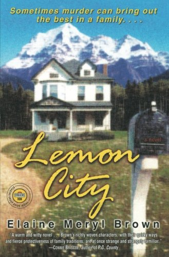 Books : Lemon City: A Novel (Strivers Row)
