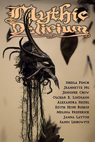 Mythic Delirium Magazine Issue 2.3