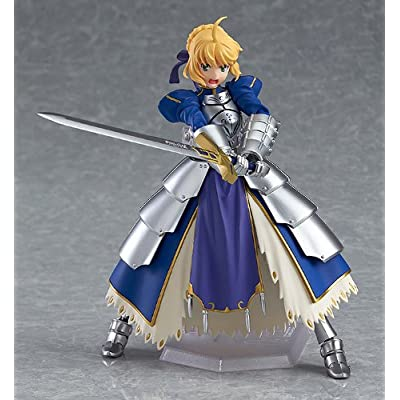 Good Smile Fate/Stay Night: Saber Figma 2.0 Action Figure: Toys & Games