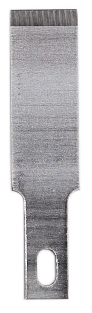 Excel Blades #17 Wood Chisel Blade, 3/8 Inch, American Made Replacement Hobby Blades, 5 Pack
