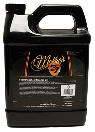 McKee's 37 MK37-371 Foaming Wheel Cleaner Gel, 128 fl. oz. by McKee's 37