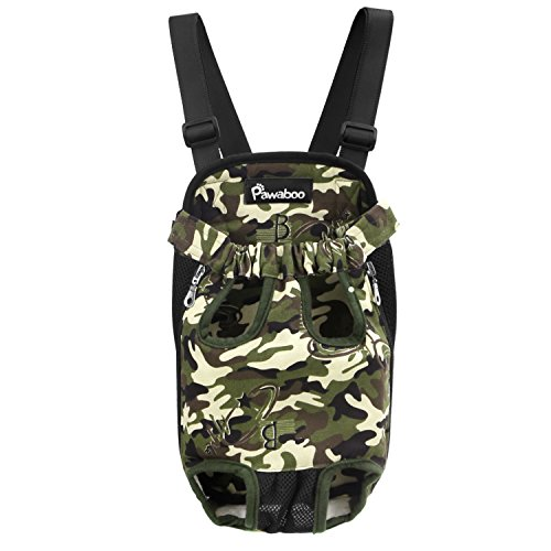 Camo Backpack Carriers - 1