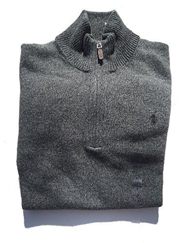 Polo Ralph Lauren Men's Half-Zip Mockneck Sweater, L, - Ralph Usa Polo Lauren Online