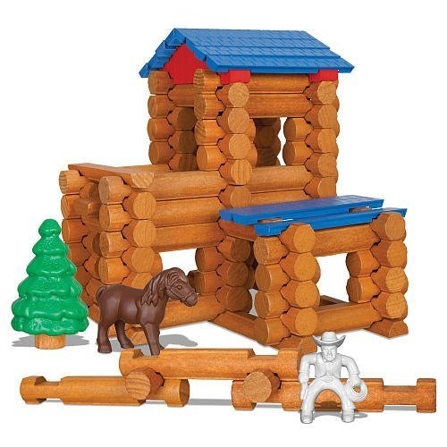 - Lincoln Logs Grand Pine Lodge