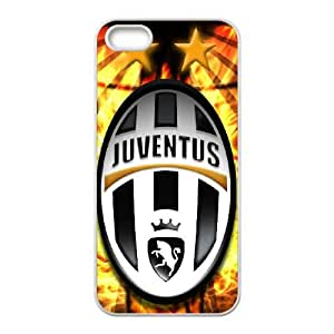 Juventus Football 001 iPhone 4 4s Cell Phone Case White TPU Phone Case RV_565974