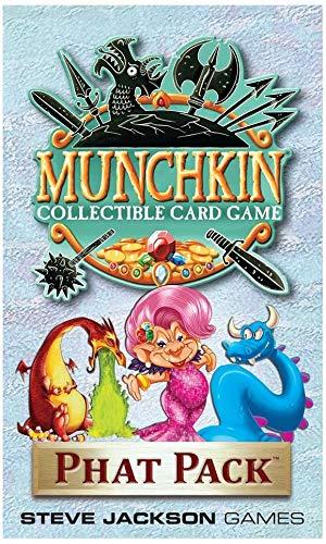 Munchkin CCG Phat Pack