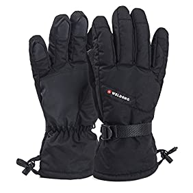 O'Brighton Waterproof Windproof Men's Winter Thinsulate Thermal Warm Snow Skiing Snowboarding Snowmobile Ski Gloves