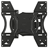 """VonHaus 23-55"""" Ultra Slim Cantilever TV Wall Mount Bracket for LCD, LED, 3D & Plasma Screens - Super Strong 40Kg Weight Capacity - FREE Extended 5 Year Warranty Bild 1"""