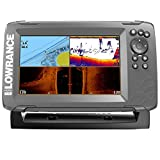 Lowrance HOOK2 Fish Finder/Depth Finder with Auto-Tuning Chirp Sonar