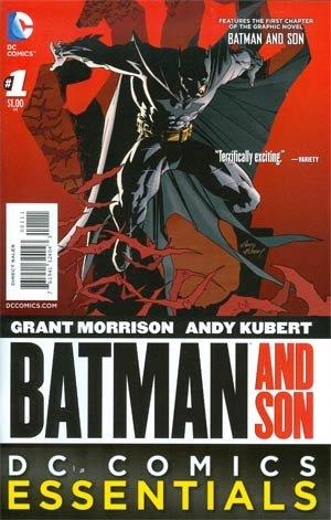 Batman Essentials Batman & Son Spec Ed - Sunnies Specs Le