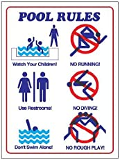 Pool Safety Rules Images Galleries With A Bite