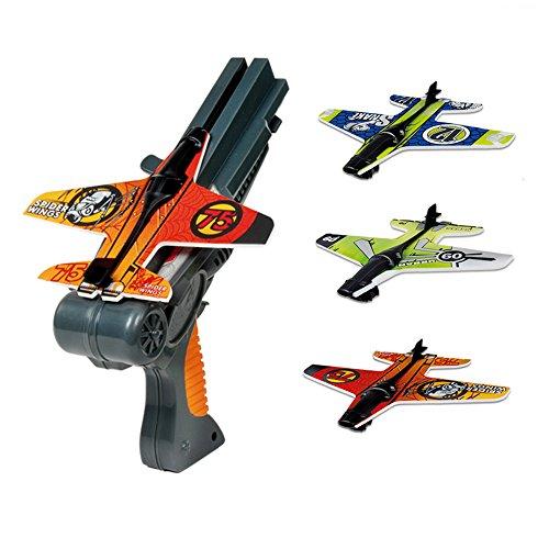 Air Raiders - Superflyers Lanzador Xtrem (varios modelos)