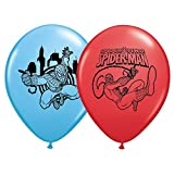 Ultimate Spider-Man Latex Balloons (6ct)