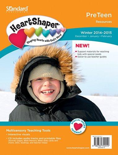 Read Online PreTeen Resources—Winter 2014-15 (HeartShaper® Children's Curriculum) PDF Text fb2 ebook