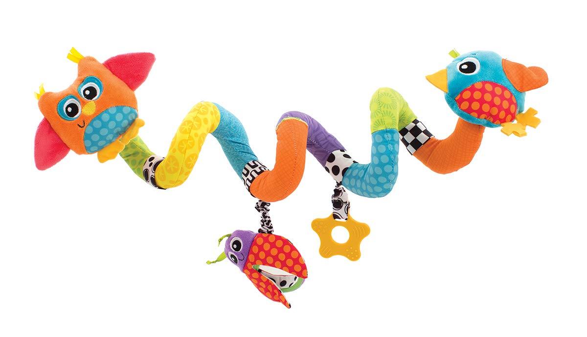 【お買得】 Playgro Twirly Who's in Whirly Stroller Crib Toy, Tree Who's in the Tree [並行輸入品] B00UVW3JKK, SCENE WEB STORE:62a83a7f --- irlandskayaliteratura.org