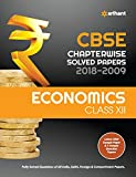 CBSE Chapterwise Solved Papers Economics Class 12 for 2018-2019