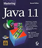 img - for Mastering Java 1.1 book / textbook / text book
