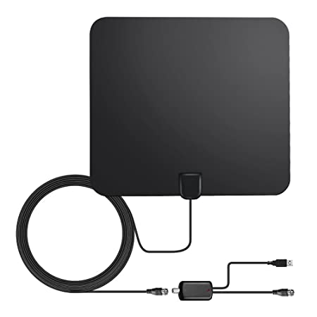 Review Indoor Digital HDTV Antennas