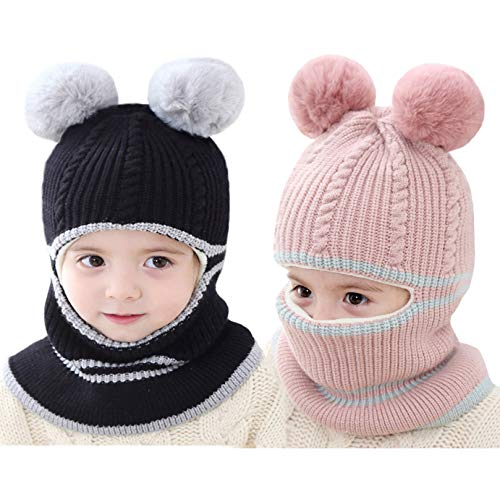 Winter Girls Thick Earflap Scarves product image
