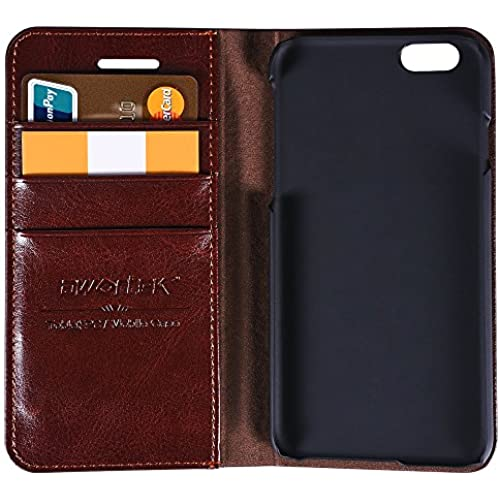 Awortek Leather Protective Mobile Phone Shockproof Wallet Case Cover for Samsung Galaxy S7 with Credit Card Holder Sales