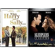 Classic Romantic Comedy Bundle - Sleepless in Seattle & When Harry Met Sally