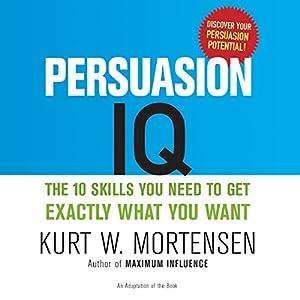 Persuasion IQ Audiobook