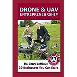 Drone Entrepreneurship: 30 Businesses You Can Start