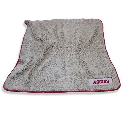 (Logo Brands Texas A&M Aggies Frosty Fleece Blanket)