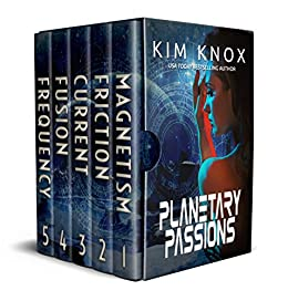Planetary Passions: Books One to Five (English Edition) por [Knox, Kim]