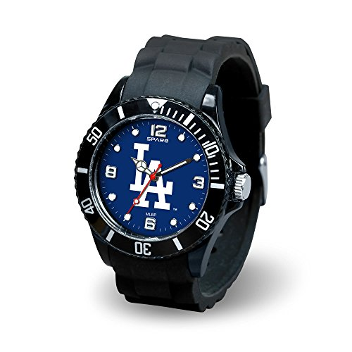 (MLB Los Angeles Dodgers Spirit Watch, Black)