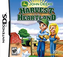 John Deere Harvest in the Heartland - Nintendo DS