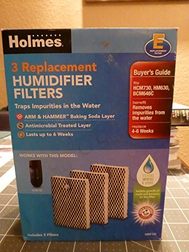 Holmes HWF100 (Holmes Humidifier Hwf100 compare prices)