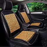 Lqqzq Cushion Adult Car Seat Cushion, Summer Mahjong Cool Pad, Ventilation Four Seasons Universal Ice Silk Cushion Cushion (Color : E)