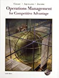 img - for Operations Management for Competitive Advanage with CD-ROM and PowerWeb book / textbook / text book