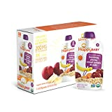 Happy Baby Organic Stage 2 Baby Food, Homestyle Meals, Bananas, Plums, Sweet Potato & Oats, 3.5 Ounce