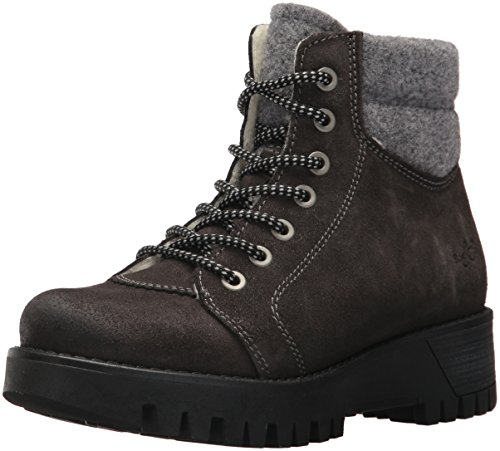 Grey Co amp; Suede Hiking Boot Wool Bos Gardner Boil Women's qSFn5Y5