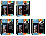 KIND Bars, Blueberry Vanilla and Cashew, Gluten Free, Low Sugar, 1.4oz, 60 Bars