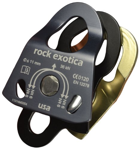 Rock Exotica Mini Machined Pulley Double