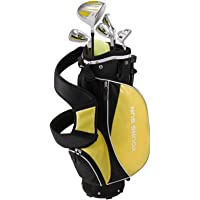 Young Gun ZAAP ACE Junior Kids Right Hand Golf Clubs Set + BAG