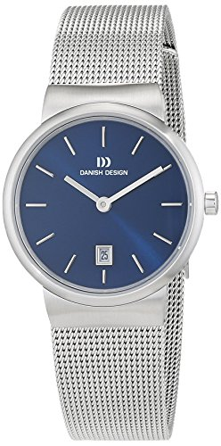 Danish Design Womens Analogue Quartz Watch with Stainless Steel Strap ()