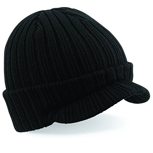 Beechfield Peaked Beanie product image