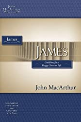 James (MacArthur Bible Studies)