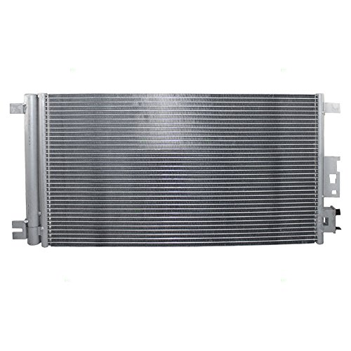 A/C AC Condenser Assembly Replacement for Chevrolet Malibu & Maxx Pontiac G6 Saturn Aura 20820057 20820058