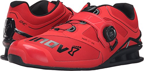 Inov-8 Fastlift™ 370 Boa-U Cross-Trainer Shoe, Red/Black, 9 M US Men's/10.5 M US Women's