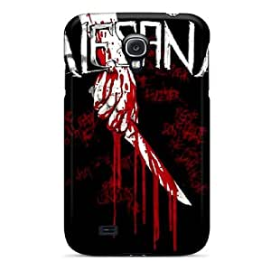 Bumper Hard Phone Case For Samsung Galaxy S4 With Customized Colorful Alesana Pictures IanJoeyPatricia
