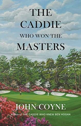 book cover of The Caddie Who Won the Masters