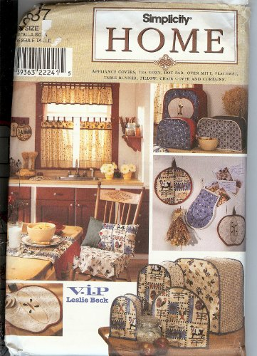 - Simplicity 8437 Home Accessories