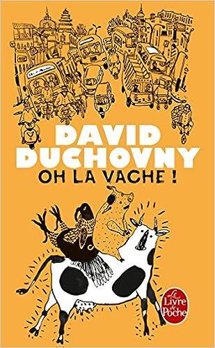 Oh la vache ! – David Duchovny (2017)