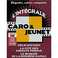 L'Intégrale Caro & Jeunet - Delicatessen + La cité des enfants perdus + Le bunker de la dernière rafale Limitée]