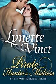 Pirate Hunter's Mistress (The Virginia Brides Book 2)